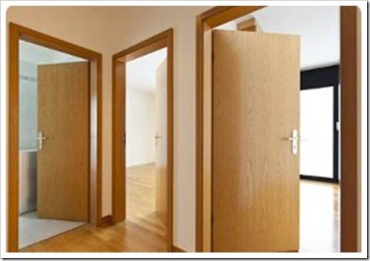 Порядок установки межкомнатных дверей