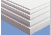 Размеры и толщина пенопласта для утепления стен