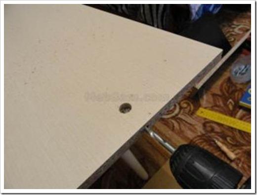 Как пользоваться эксцентриковой стяжкой?