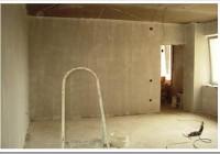 Подготовка стен под декоративную штукатурку