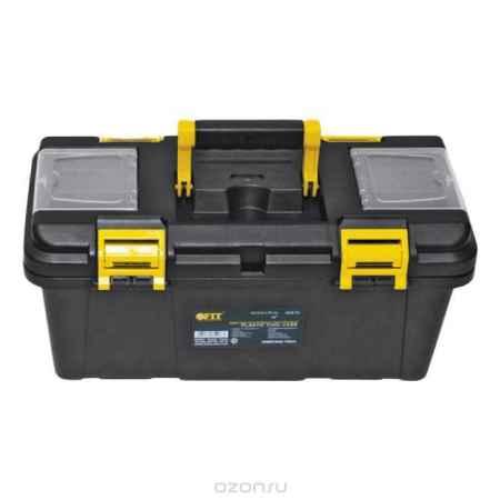 Купить Ящик для инструментов пластиковый FIT, 46 см х 27 см х 23 см