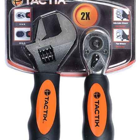 Купить Набор инструментов Tactix, 2 предмета. 900107