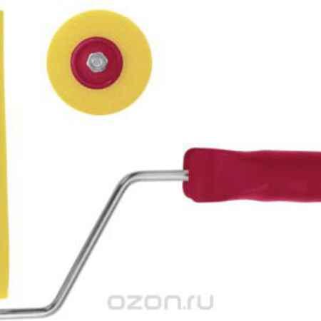 Купить Валик поролоновый КонтрФорс с ручкой, 50 х 150 мм