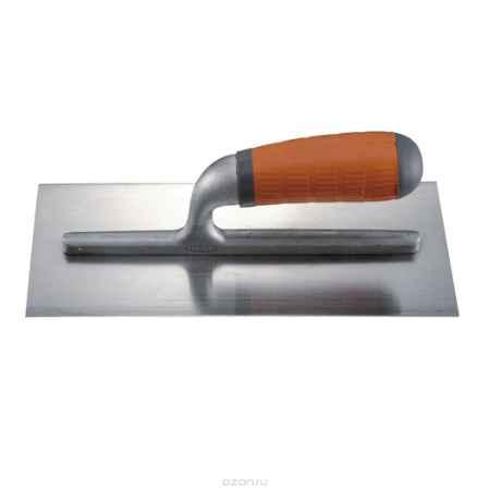 Купить Гладилка плоская Kapriol, ручка Progrip, нержавеющая сталь, 12 см х 28 см
