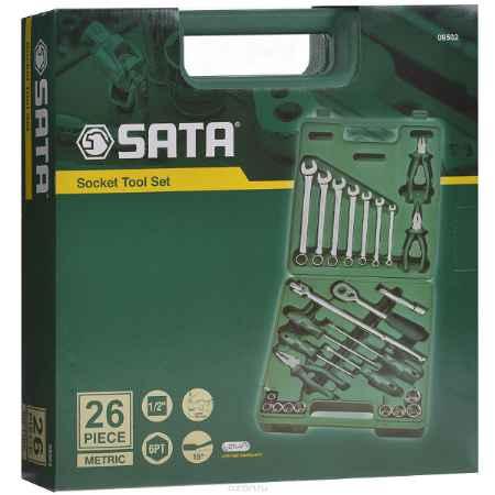 Купить Набор инструментов SATA SATA 26 предметов. 09502