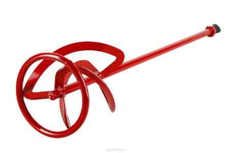 Купить Венчик для миксера Hammer Flex 221-008 MX-AC 140 х 600 мм для смешив. краски, окрашенный ПОД РЕЗЬБУ