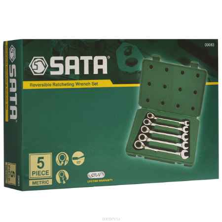 Купить Набор ключей SATA 5пр. 09083