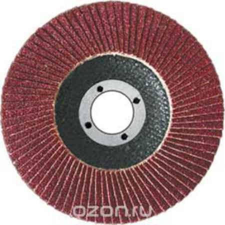 Купить Диск наждачный FIT, лепестковый, 125 мм, Р100
