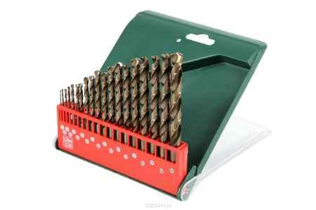 Купить Набор сверел Hammer Flex 202-907 DR set No7 (19pcs) 1,0-10mm металл, 19шт.