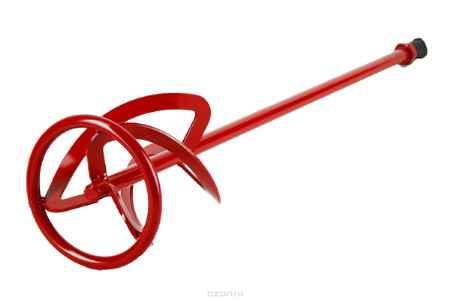 Купить Венчик для миксера Hammer Flex 221-007 MX-AC 120 х 600 мм для смешив. краски, окрашенный ПОД РЕЗЬБУ