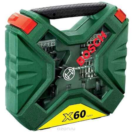 Купить Набор оснастки Bosch X-Line 60 2607010611