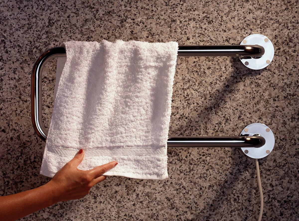 Преимущества электрического полотенцесушителя