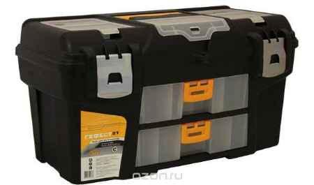 Купить Ящик для инструментов ГЕФЕСТ 21' металл замки (2 консоли/секции). М 2941