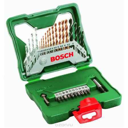 Купить Набор бит и сверл Bosch X-Line, 30 предметов