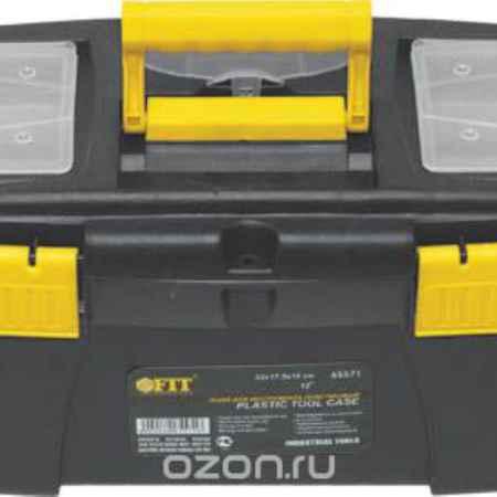 Купить Ящик для инструментов пластиковый FIT, 41 см х 22 см х 19,5 см