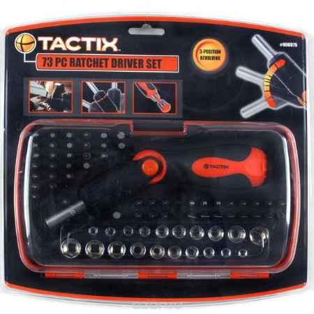 Купить Набор инструментов Tactix, 73 предмета