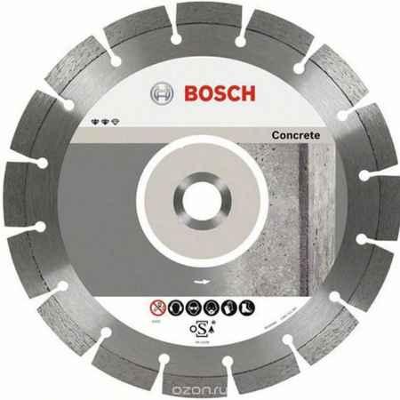 Купить Алмазный диск Bosch 180-22,23 по бетону 2608602199