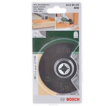 Купить Диск пильный Bosch Bim по дереву и металлу, для PMF 180, диаметр 85 мм