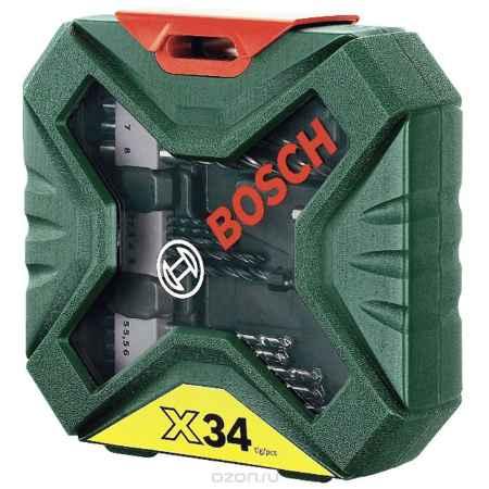 Купить Набор оснастки Bosch X-Line 34 2607010608