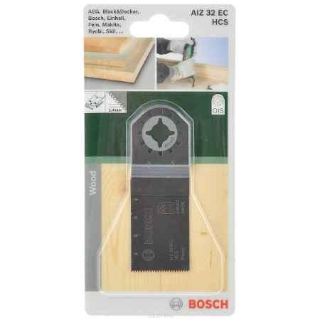 Купить Пильное полотно по дереву Bosch HCS, для PMF 180, 32х40 мм