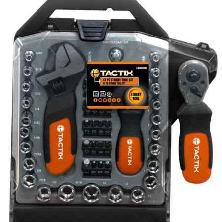Купить Набор инструментов Tactix, 47 предметов
