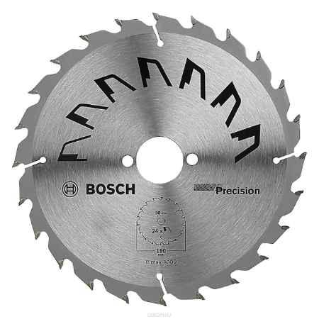 Купить Циркулярный диск Bosch 190x30 24 PRECISION 2609256869