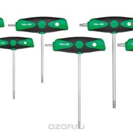Купить Набор отверток ComfortGrip TORX 364DS K6, 6 предметов Wiha 26248