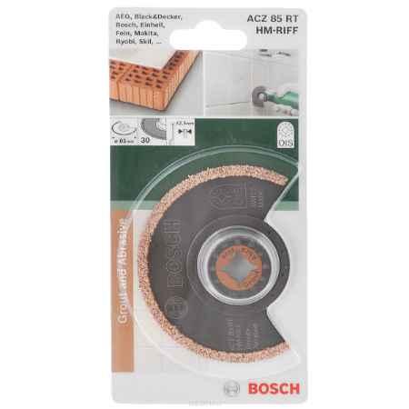 Купить Пильное полотно Bosch HM-Riff, диаметр 85 мм