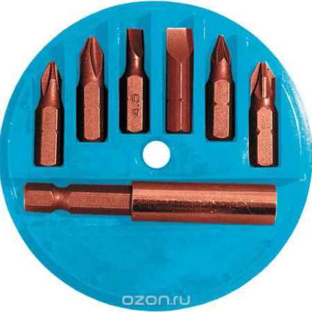 Купить Набор бит FIT, 25 мм, 6 шт. 57682