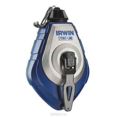Купить Шнур разметочный Irwin, скоростной механизм 3,5:1, 30 м
