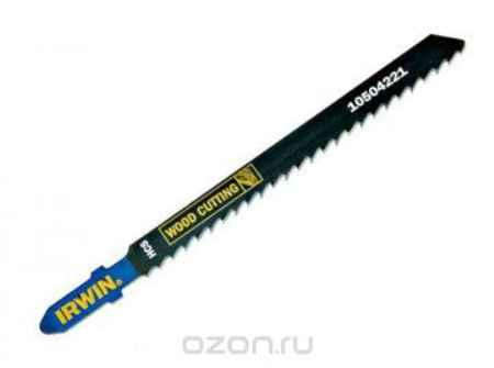 Купить Набор пилок по дереву для электролобзика Irwin, 115 мм, 8TP, 5 шт