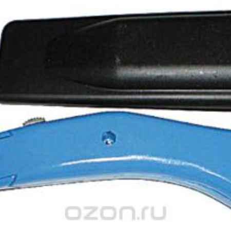 Купить Нож для ленолиума FIT Дельфин Профи, усиленный, в чехле, цвет: серый, 170 мм