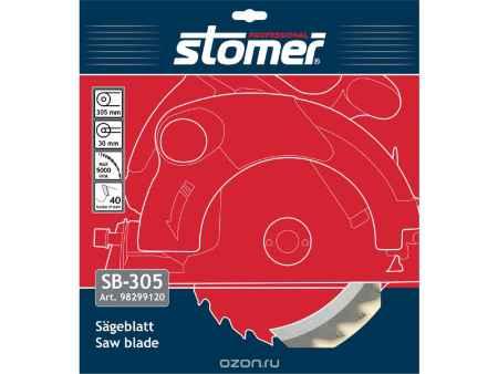 Купить Диск пильный Stomer