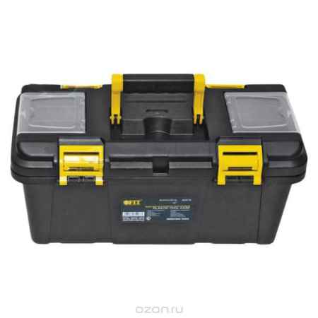 Купить Ящик для инструментов пластиковый FIT, 57 см х 32 см х 28,5 см