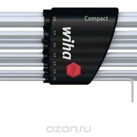 Купить Набор ключей 6-тигранных Compact SB369 H11, 11 предметов Wiha 36454
