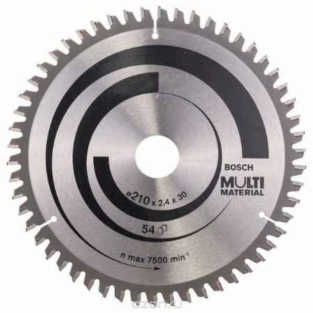 Купить Циркулярный диск Bosch 200Х30 54 MULTIMATER 2608640510
