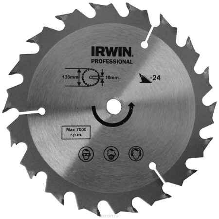 Купить Пильный диск по дереву Irwin