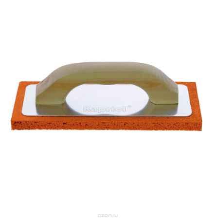 Купить Терка штукатурная Kapriol с мягкой губкой и деревянной ручкой, 10 см х 24 см