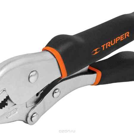 Купить Клещи силовые Truper, с прямыми губками, 25,4 см