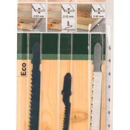 Купить Набор оснастки Bosch Set T Eco набор из 3 лобзиковых пилок 2609256753