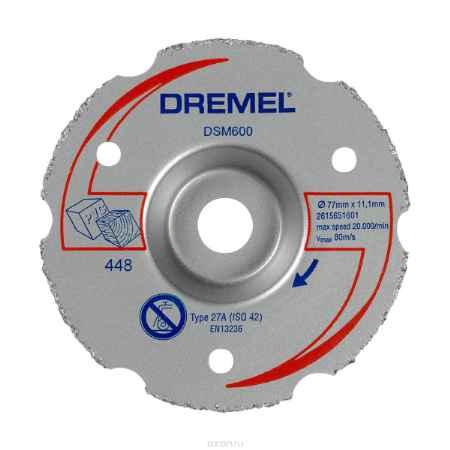 Купить Диск для резки дерева Dremel DSM600 для пилы Dremel DSM20