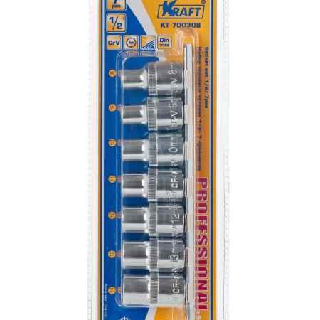 Купить Набор торцевых головок Kraft