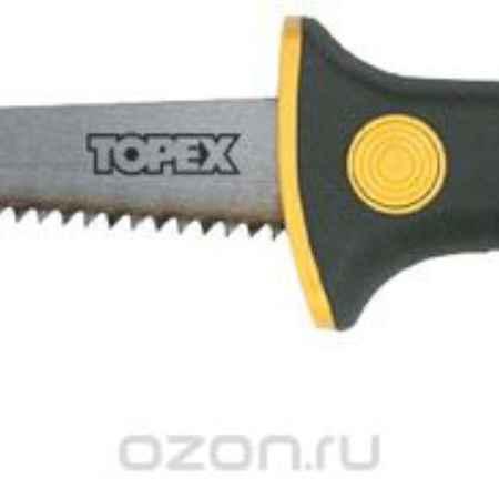 Купить Ножовка по гипсокартону Topex, 15 см