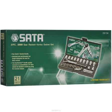 Купить Набор торцевых головок SATA 21пр. 09134