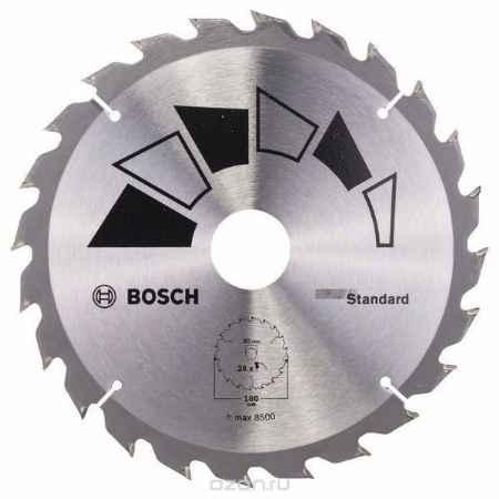 Купить Циркулярный диск Bosch 184X16 24 STAND 2609256816