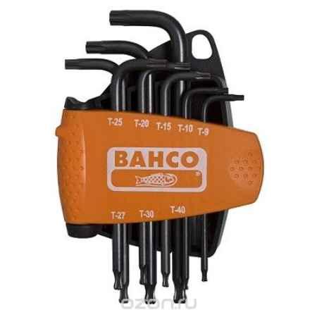 Купить Набор шестигранников Bahco(Torx), 8 шт