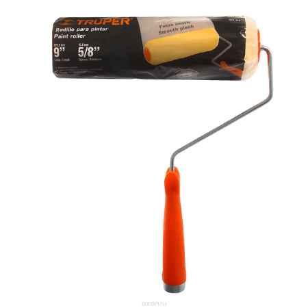 Купить Валик малярный Truper, гладкий, длина 228,6 мм, диаметр 15,8 мм
