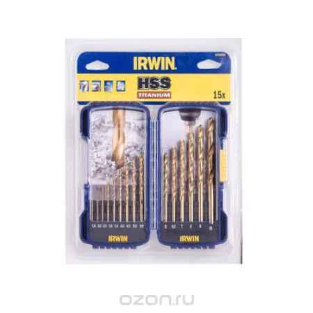 Купить Набор сверл по металлу Irwin