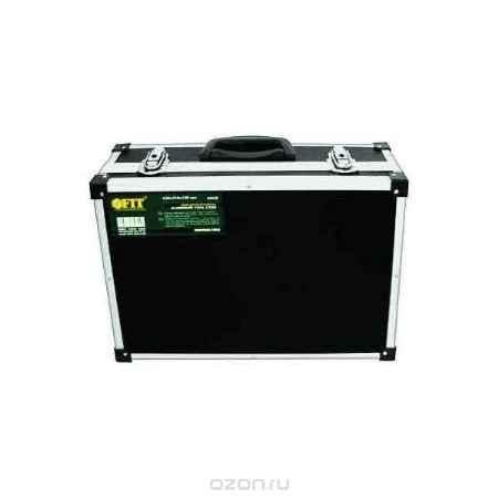 Купить Ящик для инструментов алюминиевый FIT, цвет: черный, 43 х 31 х 13 см