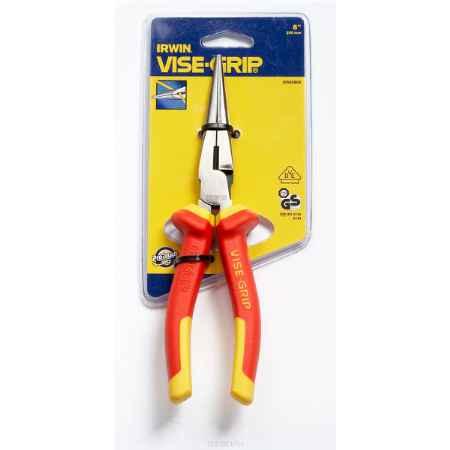 Купить Плоскогубцы Irwin, удлиненные, диэлектрические, длина 15 см